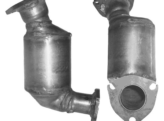 Catalytic Converters Audi A6 2 5 Tdi Allroad  Bcz  Ake  Bau Engines  1st Cat  1  2001 2004  U2022 E