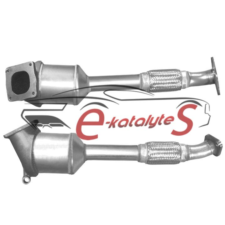 Catalytic Converters FORD TRANSIT CONNECT 1.8 TDCi (90bhp