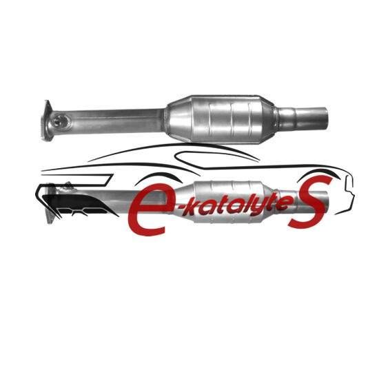90277 Exhaust Catalytic Converter VW PASSAT 2.0i 16v 1//94-10//96 ABF eng