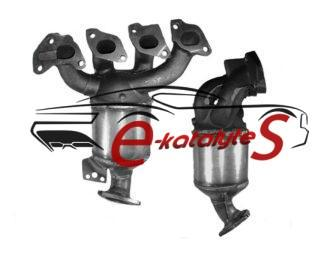 OPEL VECTRA C 3.0CDTi V6 (Z30DT engine) 8/05- (Euro 4 Cat/DPF combined)